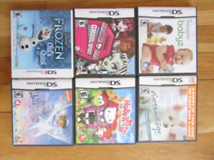 LOT OF NINTENDO DS GAMES