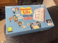 Nintendo 2ds Tomodachi life version. New