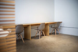 Furnished Modern Office Space for Lease - Richmond / Spadina