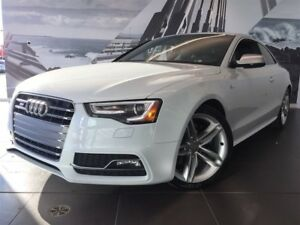 2015 Audi S5 TECHNIK NAV CRUISE ADAPTIF B&O CAMERA