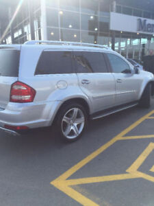 2012 Mercedes-Benz GL-Class Grand Edition SUV, Crossover