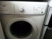 washing machine -zanussi