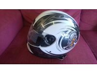 New motorbike helmet size 2xl 63cm