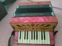 Vissimio Accordian in case
