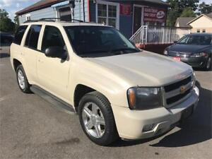 2009 Chevrolet TrailBlazer LT1 | 4X4|LEATHER|SUNROOF| LOADED