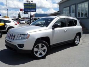 2012 Jeep Compass 4X4 North++APPROBATION RAPIDE+4.99%++