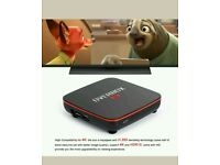 OVERBOX ANDROID TV BOX. HD IPTV. BEST IN UK