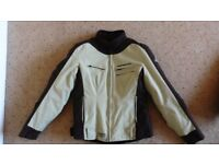 Motorcycle Jacket Ladies Size 12 Bering
