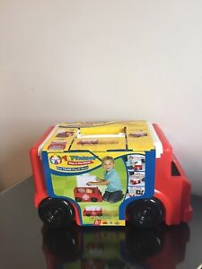 NEW Toy Trainer Fire Truck (3+)