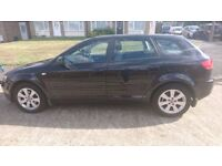 Audi A3, 5 door, wood finish inside, perfect condition