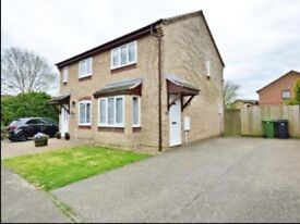 Two bedroom bedroom property to rent long Stratton £595 pcm