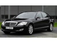 MERCEDES S CLASS W221 BREAKING SPARE PARTS