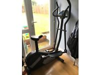 Roger black digital cross trainer. Good working condition just haven't got space for it.