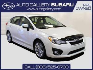 2014 Subaru Impreza 2.0i w/Limited Pkg