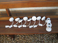 Eletrical light pendents and lamp holders