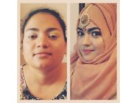 Makeup artist Noshaba Khaleel