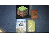 Mine craft book collection