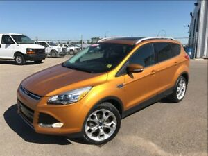 2016 Ford Escape Titanium-PST PAID-NAV-PANO ROO