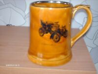 WADE ITEMS BEER MUG AND ANIMALS