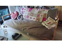 Ikea Lillberg 3 seater sofa / Futon / Sofa bed