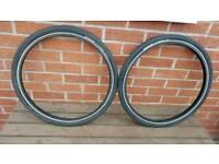 Schwalbe road cruiser bike tyres