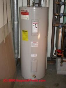 Wanted Electric hot water tank