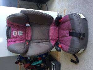 Britax carseat and booster