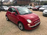 Fiat 500 1.2 ( 69bhp ) ( s/s ) LOUNGE