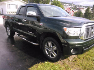 2010 Toyota Tundra Limited double cab Pickup Truck