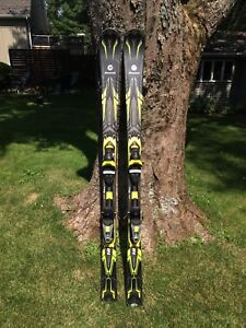 Rossignol Pursuit 16 Skis 163cm