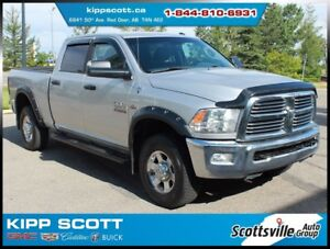 2013 Ram 2500 SLT, Hemi, Uconnect, Touchscreen Audio