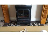 Electric fire stove £45 ono