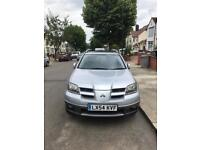 Mitsubishi Outlander 2.4 Equippe 5 dr LOW MILEAGE, 91750 ,Automatic FULL SERVICE HISTORY 1 YEAR MOT