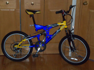 Vélos 2 Bicyclettes 20 pouces IMPECCABLES, PAS DE ROUILLES