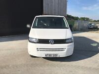 Volkswagen transporter t5.1 2010 swb very low miles excellent condition