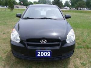 2009 Hyundai Accent Man L
