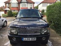 Cheap Range Rover vogue HSE 3.0 (cream leather)