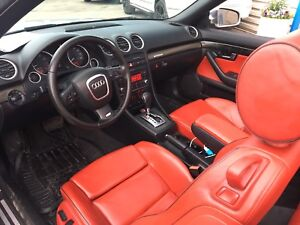 Audi S4 V8 convertible Jamais accidenter NO TAX!!