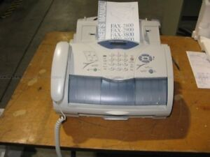 Fax Brother Intellifax 2900 pratiquement neuf