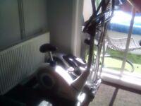 Reebok exercise bike