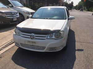 2008 VW Golf City Safetied and E-Tested!