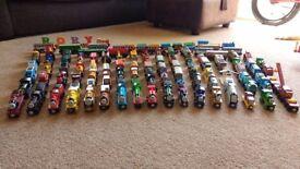 Brio train track bundle with Thomas trains