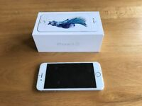 iPhone 6s 64gb silver - unlocked. Great condition