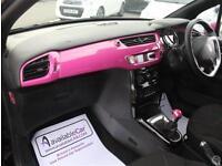 Citroen DS3 1.6 VTi 120 DStyle Pink 3dr