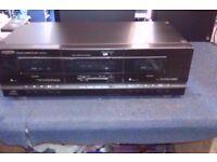 ARISTON WX--510 DOUBLE CASSETTE DECK