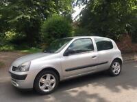 2006 Renault Clio 1.2 Low Miles 12 Months Mot
