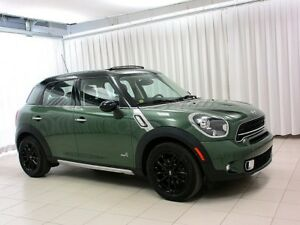 2015 MINI Cooper Countryman S ALL4 AWD LOADED PACKAGE w/ HEATED