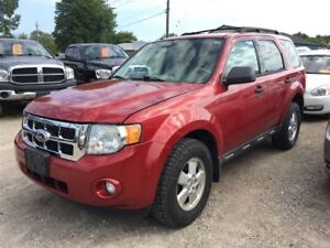 2010 Ford Escape XLT CALL 519 485 6050 CERTIFIED