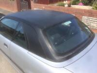 BMW e36 3 series convertible cabriolet soft hardtop hard top roof