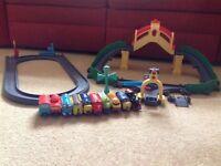 Chuggington set and engines